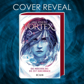 Cover Reveal – Vortex Band 2